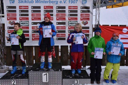 Simon Budzus gewinnt Frühjahrspokal in Winterberg