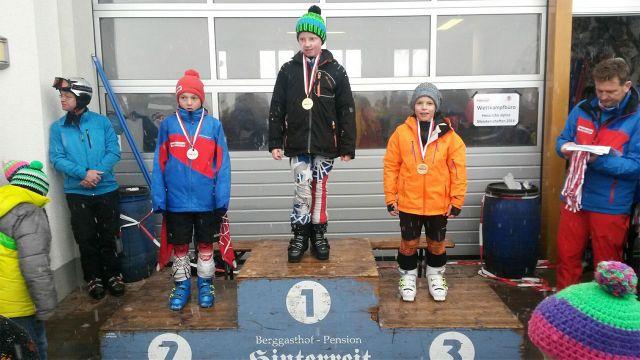 Alpine südhessische Meisterschaften in Vorarlberg
